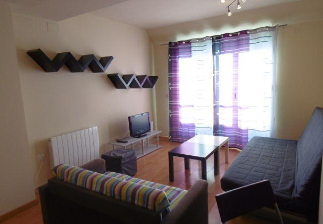 Apartamento en Sierra Nevada - Serraneu I 8ºC C4 Cod.83
