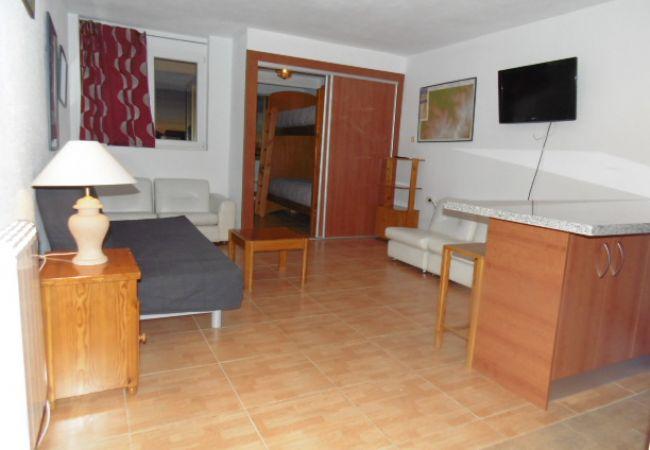 Apartamento en Sierra Nevada - Impala 2º E-B6-cod.60