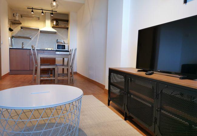 Apartamento en Sierra Nevada - Oiz II 5ºE-C4-Cod.86
