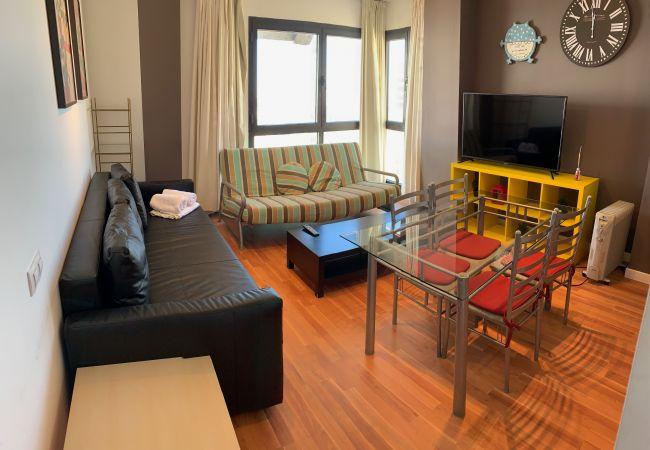 Apartamento en Sierra Nevada - Oiz II 4ºM B6 cod.57