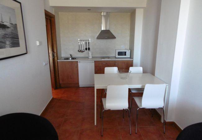 Apartamento en Sierra Nevada - Oiz I 4ºK C4-cod.58