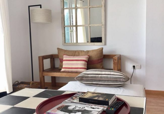 Apartamento en Sierra Nevada - Serraneu I 8ºD-Cod. 91