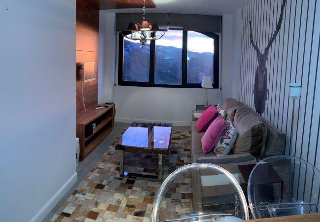 Apartamento en Sierra Nevada - A-1DORM Oiz II 3ºK-Cod 34
