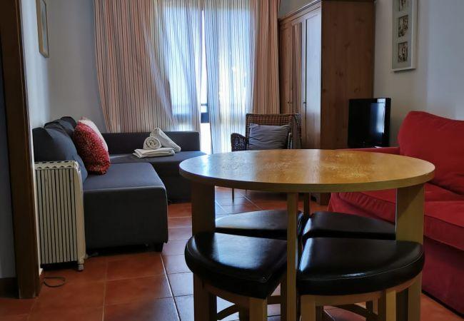 Apartamento en Sierra Nevada - Oiz I 1ºJ-cod.37