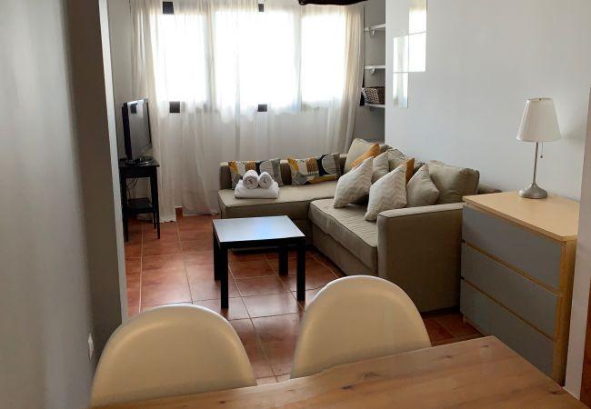 Apartamento en Sierra Nevada - Oiz I 6ºD-Cod.101